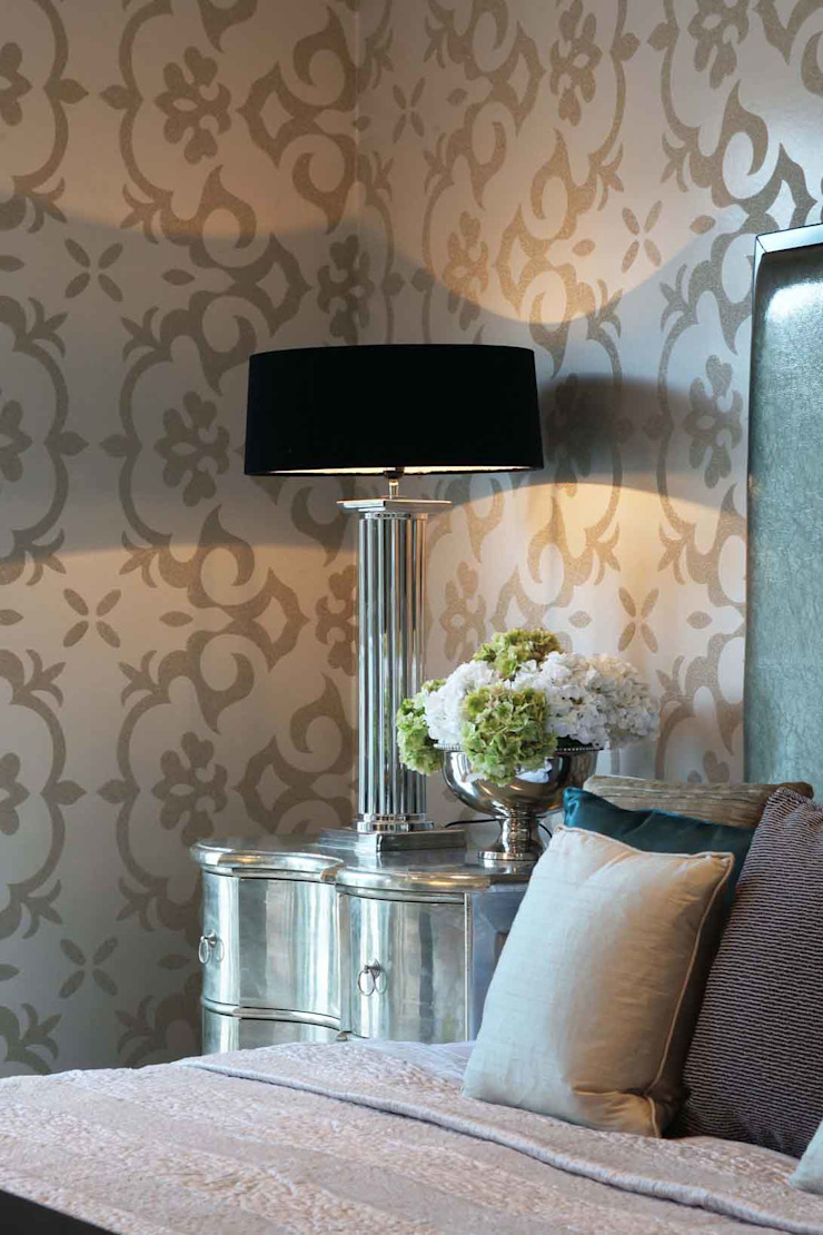 Project 7 Windlesham Chambre moderne par Flairlight Designs Ltd Moderne