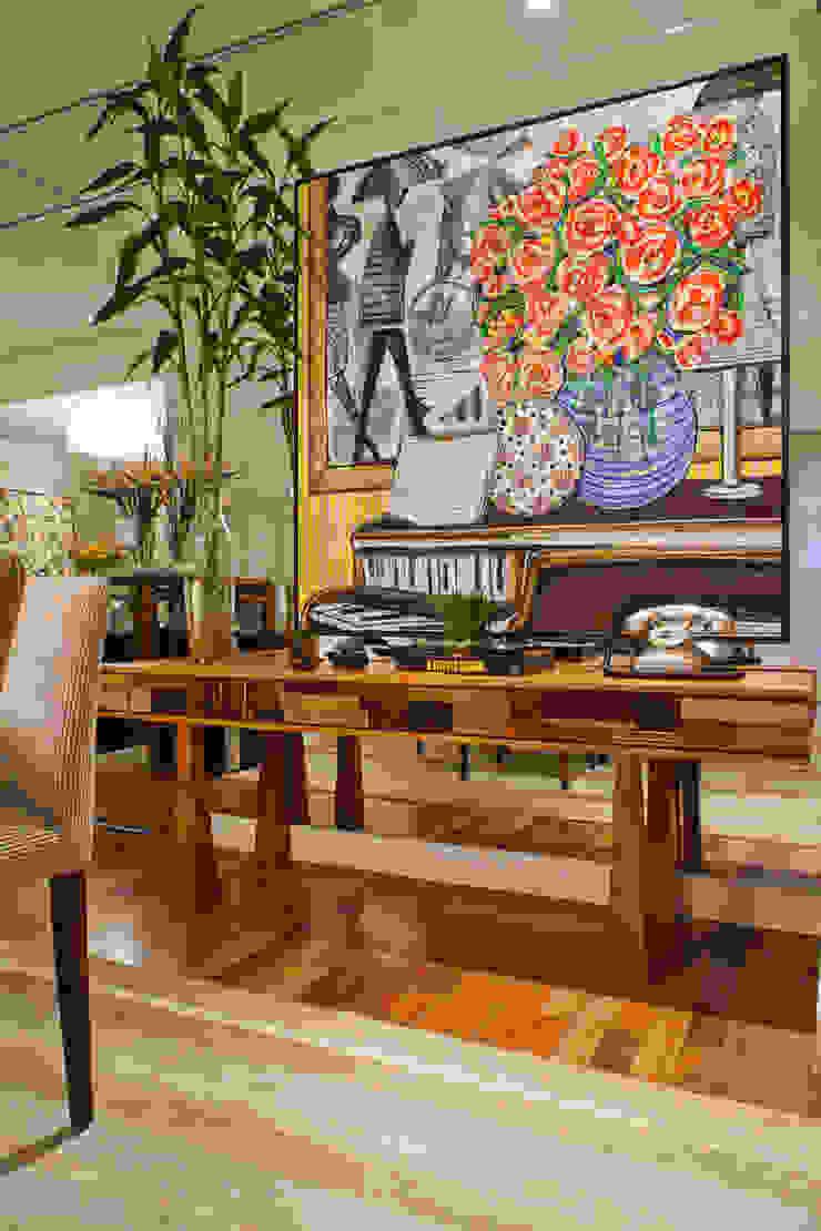 1301 Salas de jantar modernas por IE Arquitetura + Interiores Moderno