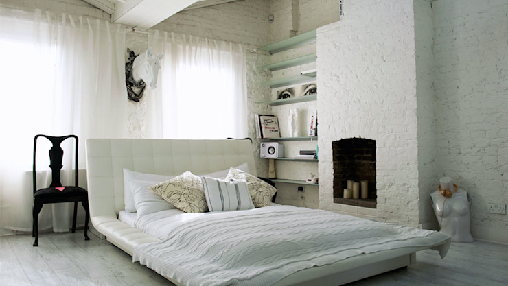 Projects - selection of images Classic style bedroom by Michele Longoni Interiors Classic