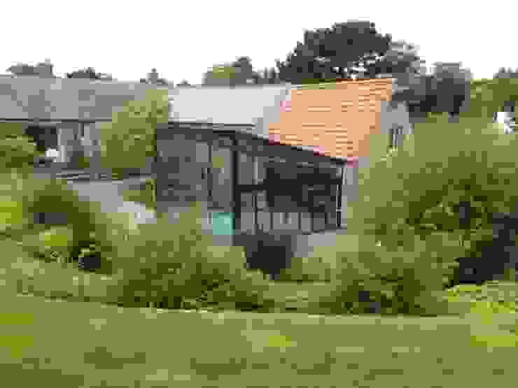 Guernsey Modern houses by JCCH Architects Modern