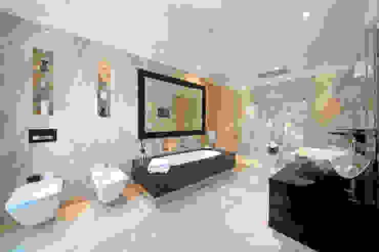 Project 6 Weybridge por Flairlight Designs Ltd Moderno