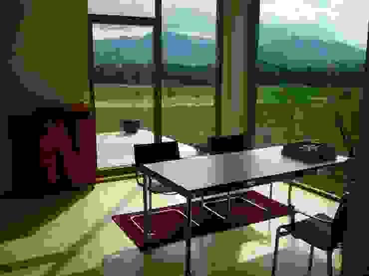 Salle à manger moderne par Thomas Pscherer Architekt Moderne