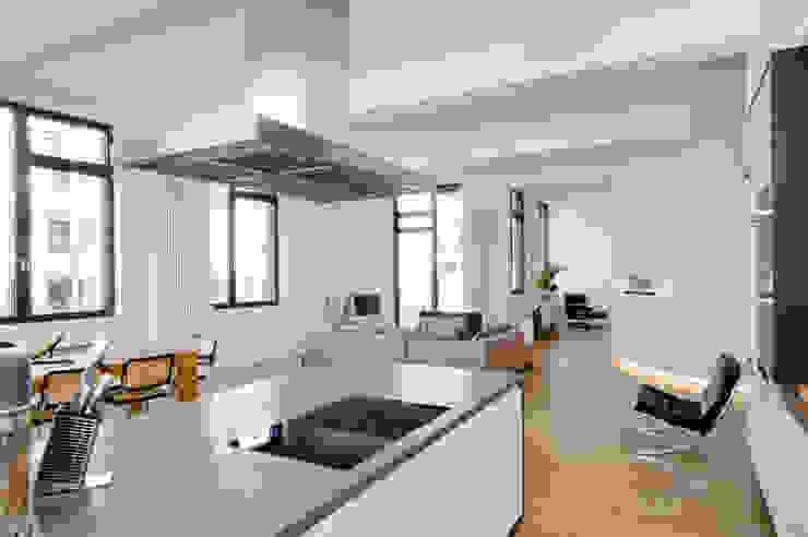 مطبخ تنفيذ SNAP Stoeppler Nachtwey Architekten BDA Stadtplaner PartGmbB, حداثي