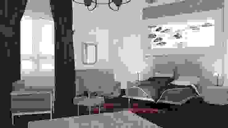 SAFİR KONAKLARI EBEVEYN YATAK ODASI Modern Yatak Odası GÜNAY MİMARLIK Modern