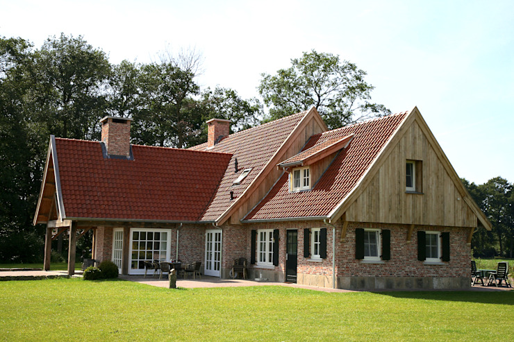 Building Design Architectuur Country style houses