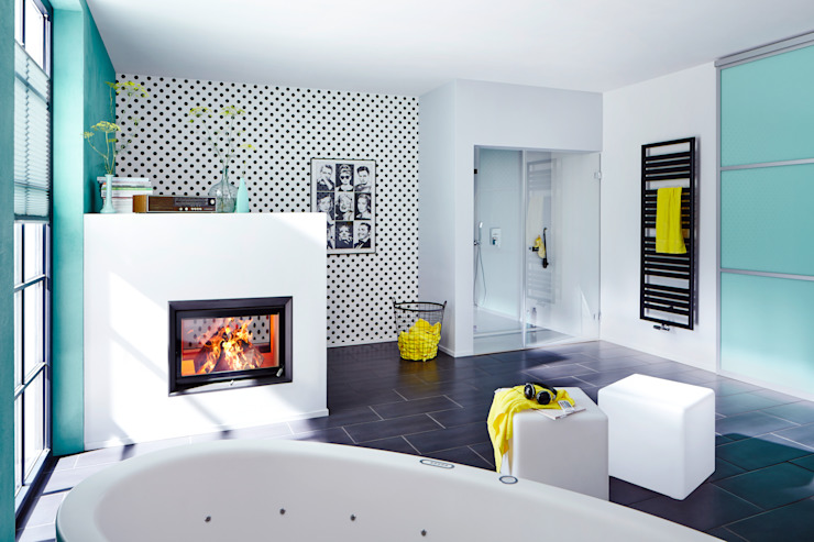 Industrial style bathroom by Elfa Deutschland GmbH Industrial