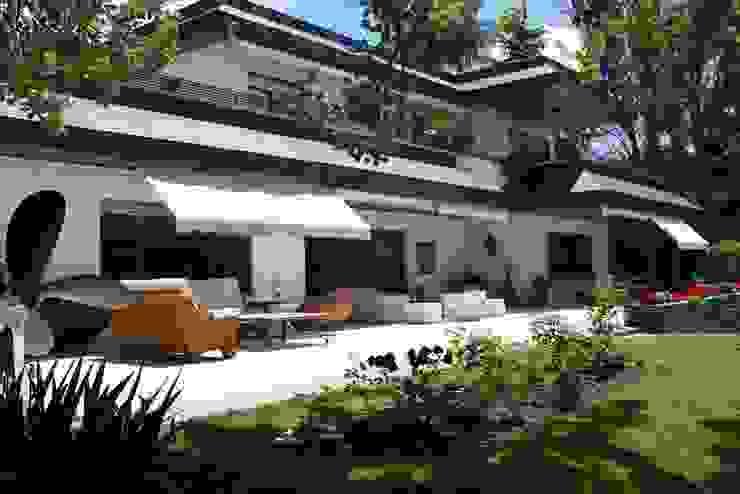 Terraza Balcones y terrazas de estilo clásico de Bernadó Luxury Houses Clásico