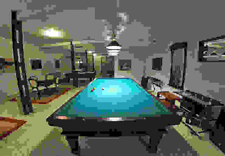 Sala billar Salones de estilo clásico de Bernadó Luxury Houses Clásico