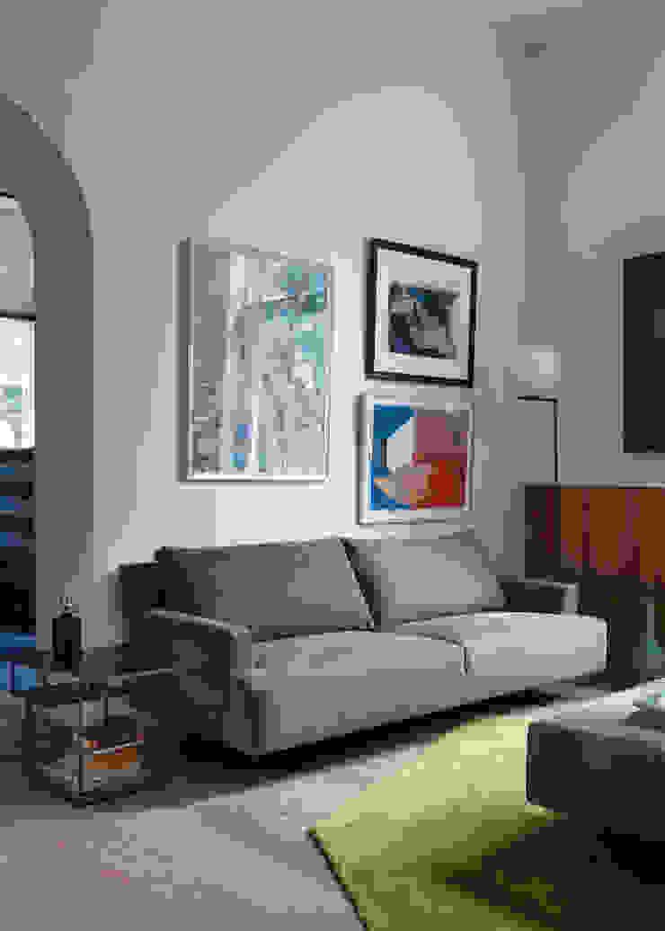 Settee by Niels Bendsten par LINTELOO Moderne