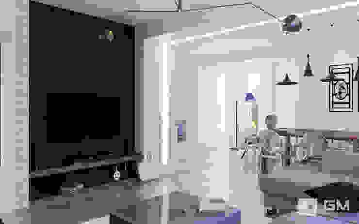 Minimalist living room by GM-interior Minimalist