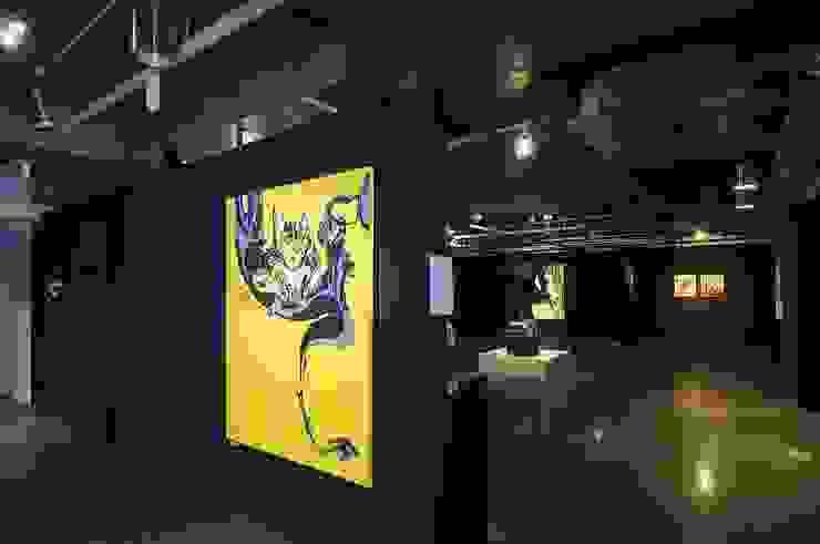 Oh Hwajin's Solo Exhibition : Desire : Oh, Hwajin의 에클레틱 ,에클레틱 (Eclectic)