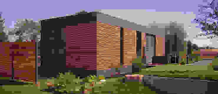 Casas de estilo minimalista de smartshack Minimalista