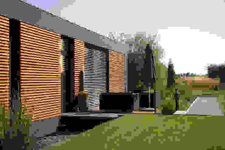 現代房屋設計點子、靈感 & 圖片 根據 smartshack 現代風