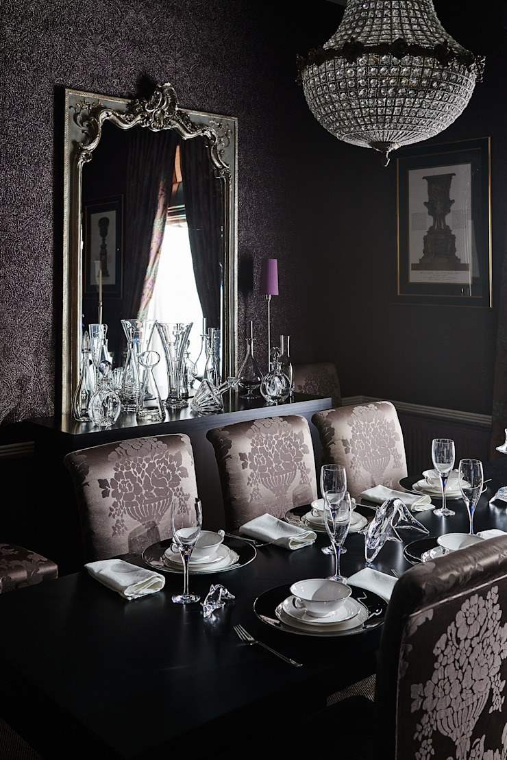 Interiors Adam Carter Photo Classic style dining room