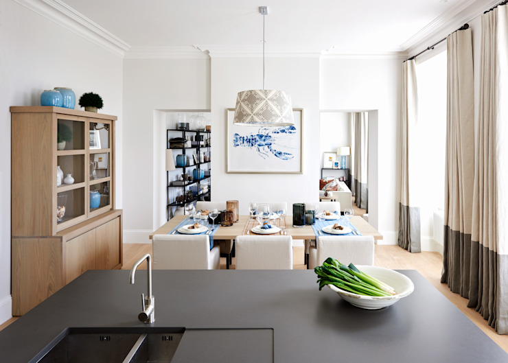 Interiors Livings de estilo moderno de Adam Carter Photo Moderno