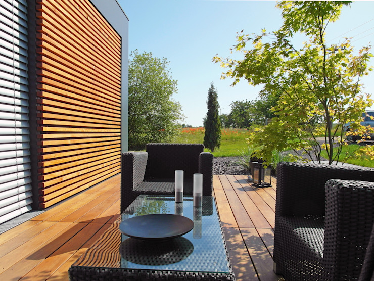 Patios & Decks by smartshack, Modern