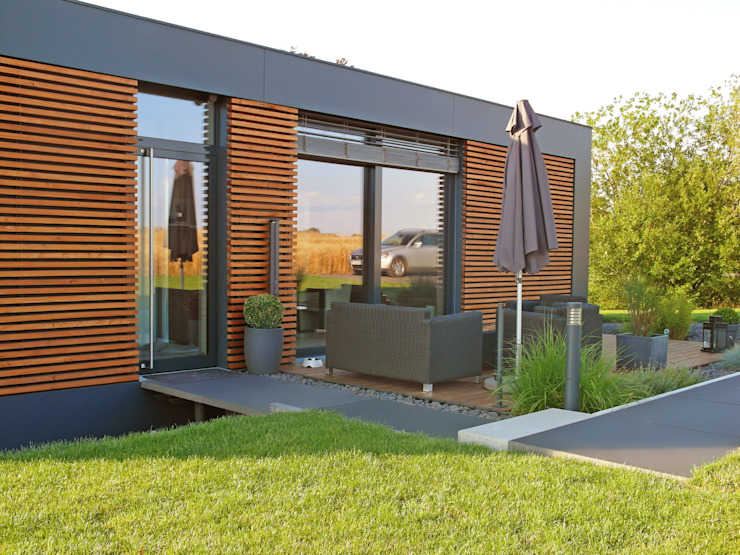 Maisons de style  par smartshack