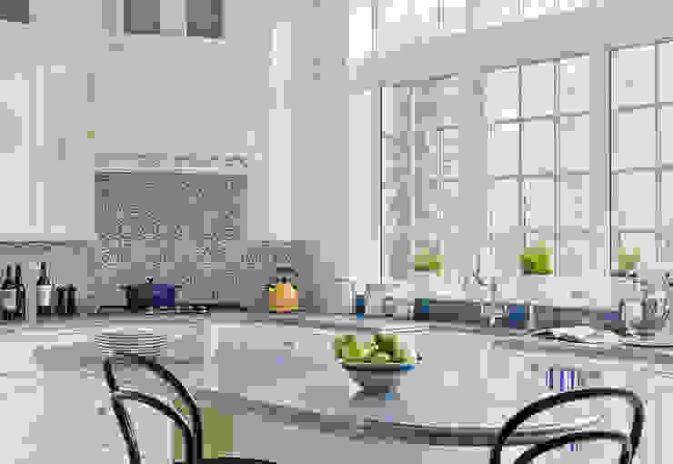Brooklyn Heights Addition Кухня в колониальном стиле от Ben Herzog Architect Колониальный