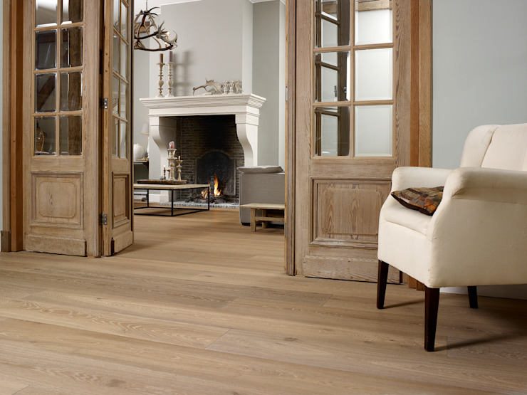 Country style walls & floors by Nobel flooring Country