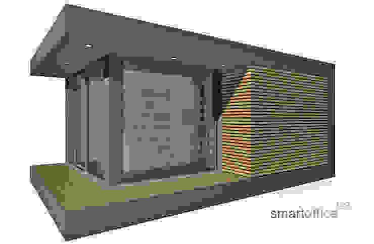 smartshack Gedung perkantoran