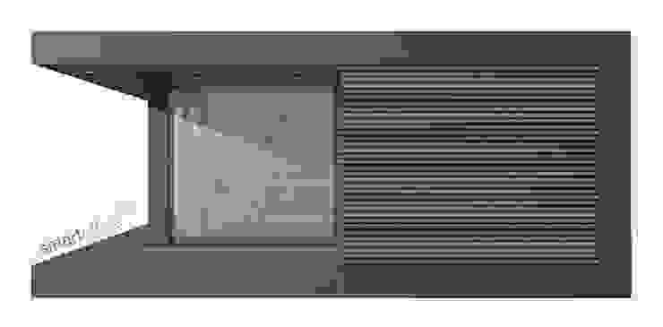 smartshack Ruang Studi/Kantor Minimalis