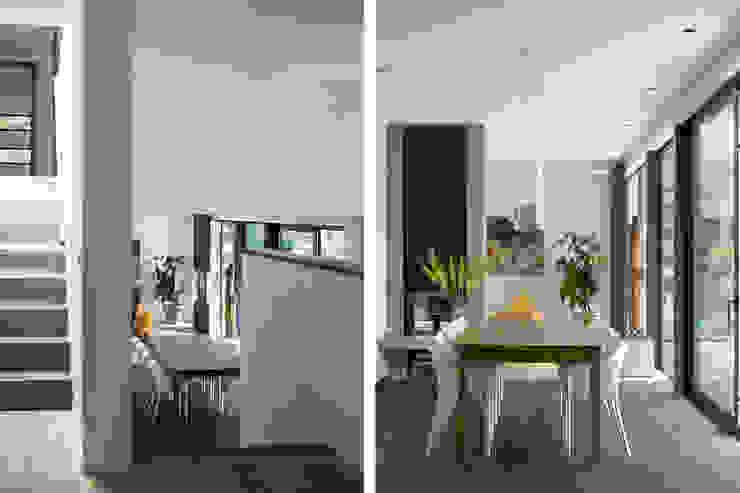 Villa Vught Moderne eetkamers van Doreth Eijkens | Interieur Architectuur Modern