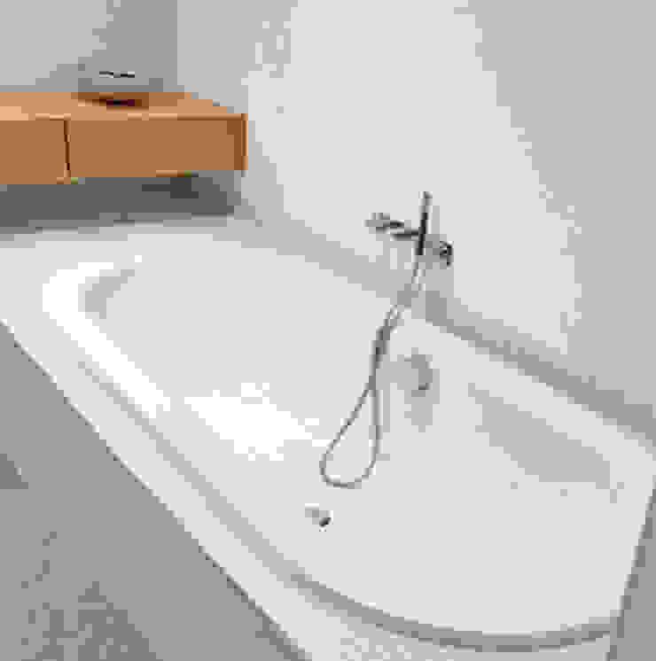 Villa Vught Moderne badkamers van Doreth Eijkens | Interieur Architectuur Modern