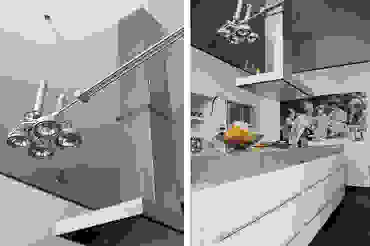Villa Vught Moderne keukens van Doreth Eijkens | Interieur Architectuur Modern