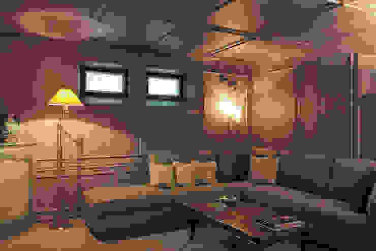 Modern living room by Francesca Bonorandi Modern