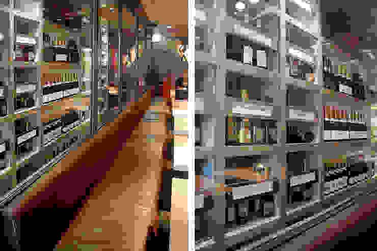 ROOM49 Landelijke wijnkelders van Doreth Eijkens | Interieur Architectuur Landelijk