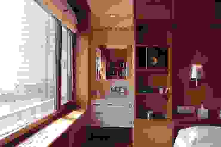 Modern Yatak Odası Francesca Bonorandi Modern