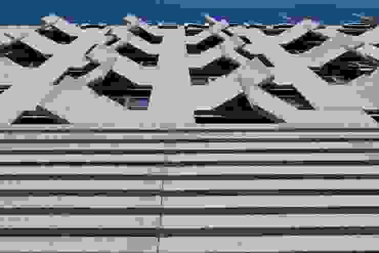 Fachadas Hormigón Arquitectónico Casas clásicas de INDAGSA Clásico