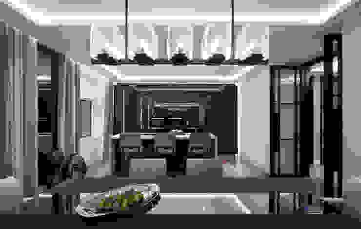 Lateral Apartment, Regents Park Modern kitchen by Helen Green Design Modern