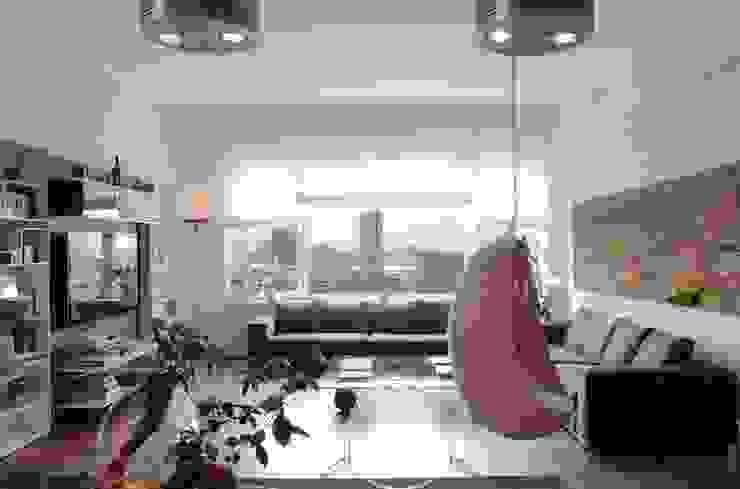 Francesca Bonorandi Modern Living Room
