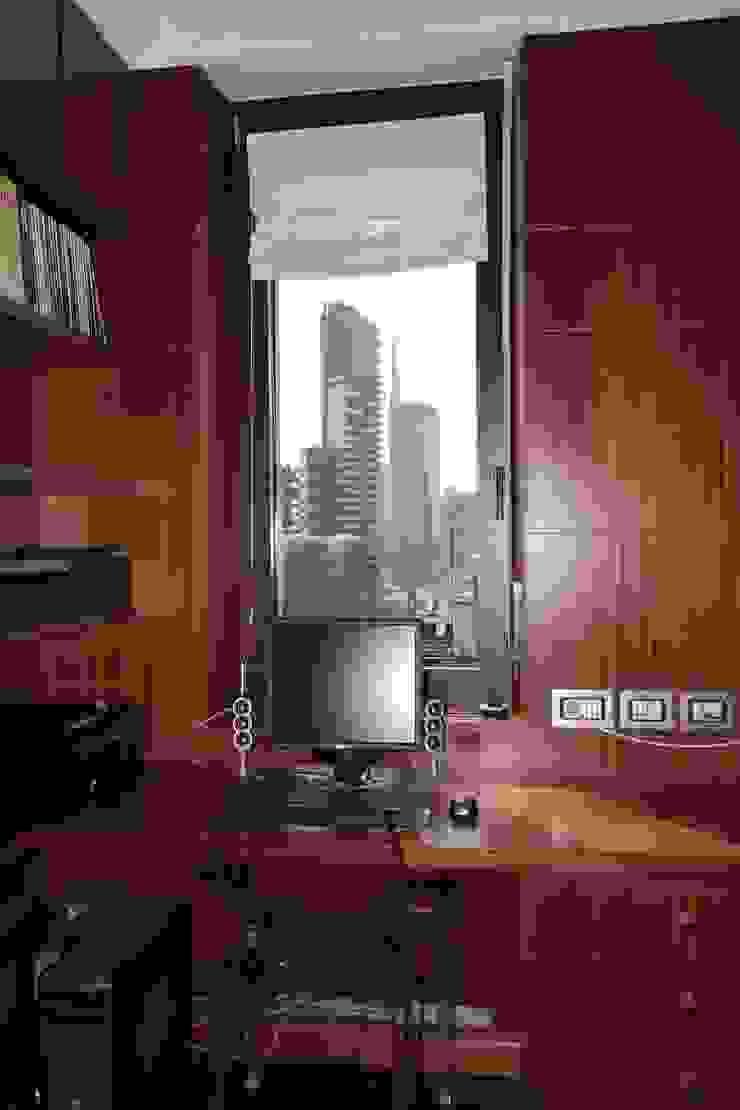 Modern Çalışma Odası Francesca Bonorandi Modern
