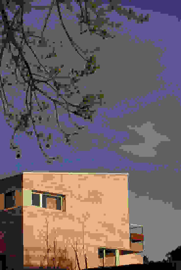 CASA MP Casas de estilo moderno de GLF arquitectos Moderno