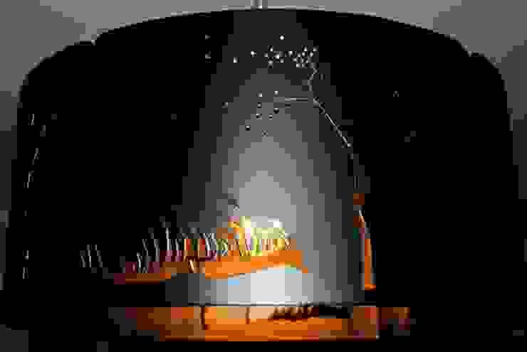 Wind od Archerlamps - Lighting & Furniture Nowoczesny