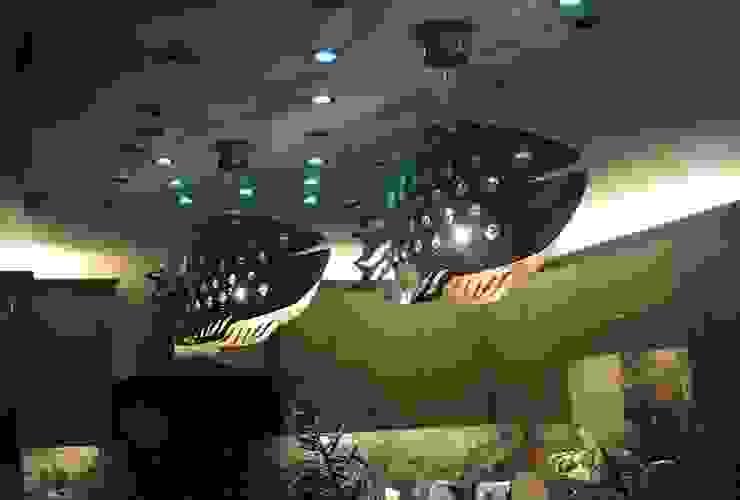 Cod Fish by Archerlamps - Lighting & Furniture Modern