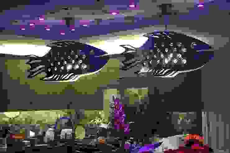 Cod Fish od Archerlamps - Lighting & Furniture Nowoczesny
