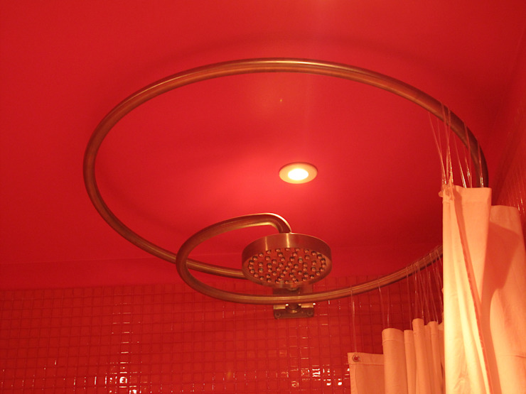 Maguelone Vidal Architectures Modern bathroom