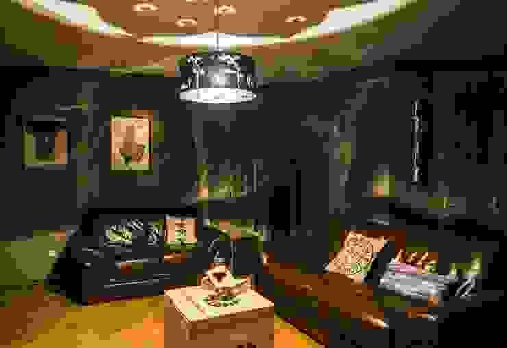 Wind: styl , w kategorii Salon zaprojektowany przez Archerlamps - Lighting & Furniture,Nowoczesny