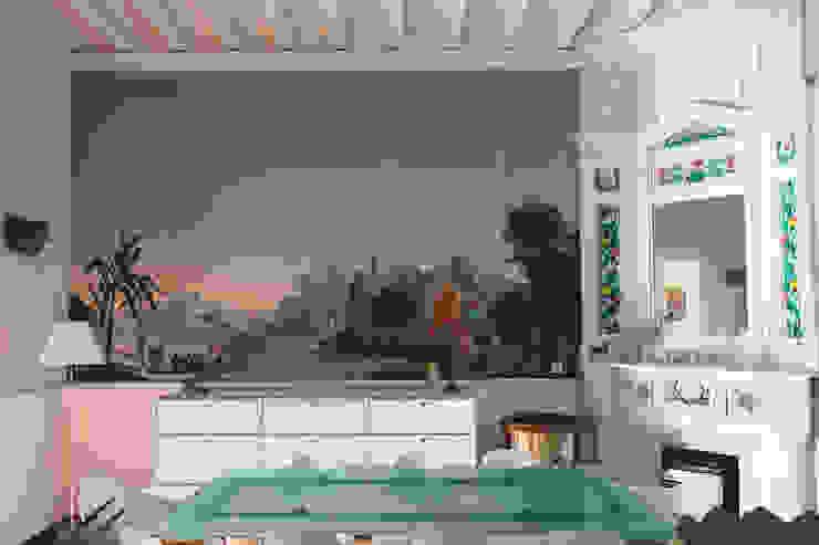 Maguelone Vidal Architectures:  tarz Duvarlar,