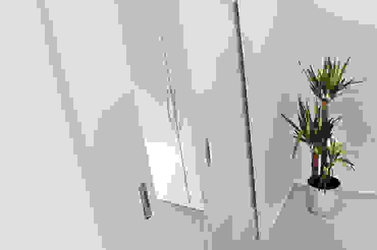 C.A.ŞEKERCİ ALSANCAK EVİ Modern Koridor, Hol & Merdivenler As Tasarım - Mimarlık Modern