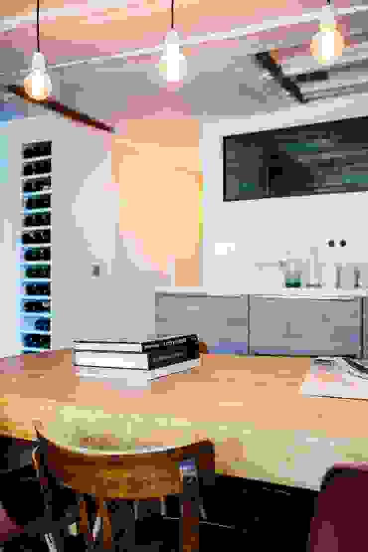 Appartement Montorgueil Paris Hélène de Tassigny Salle à manger moderne