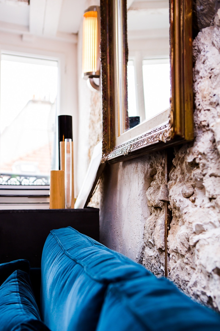 Appartement Montorgueil Paris Hélène de Tassigny SalonAccessoires & décorations