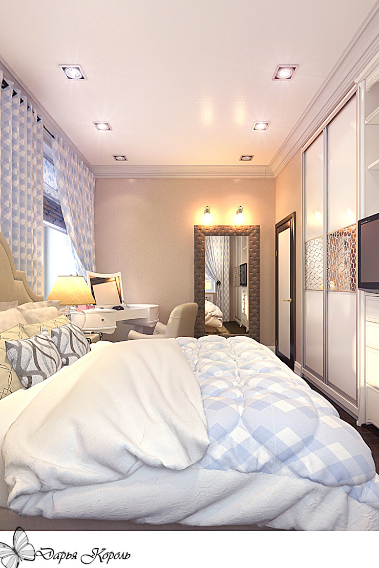 Classic style bedroom by Your royal design Classic