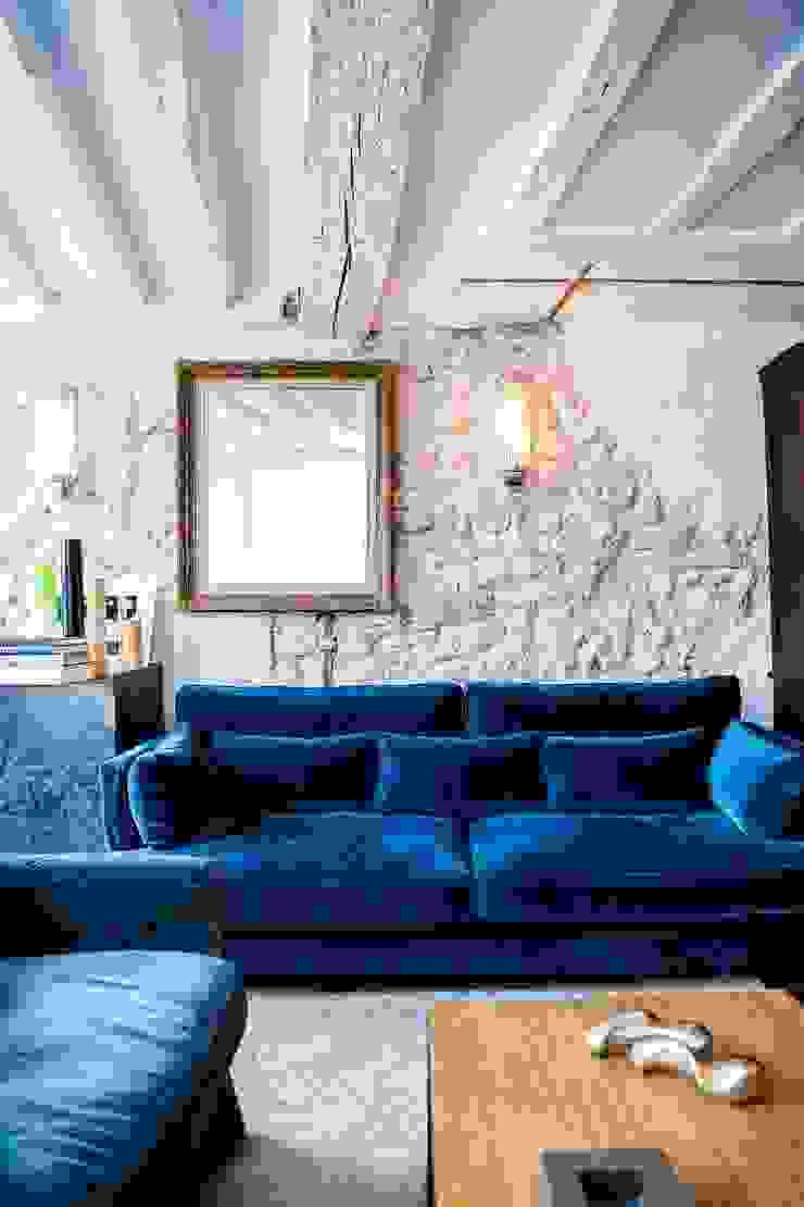 Appartement Montorgueil Paris Hélène de Tassigny Salon original