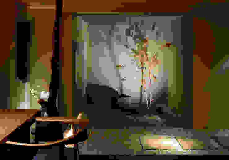 Mouri TotalDesignWorks ROOT Gastronomía de estilo minimalista
