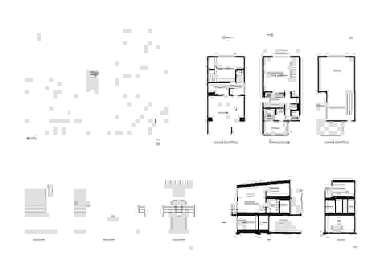 図面 の 井戸健治建築研究所 / Ido, Kenji Architectural Studio