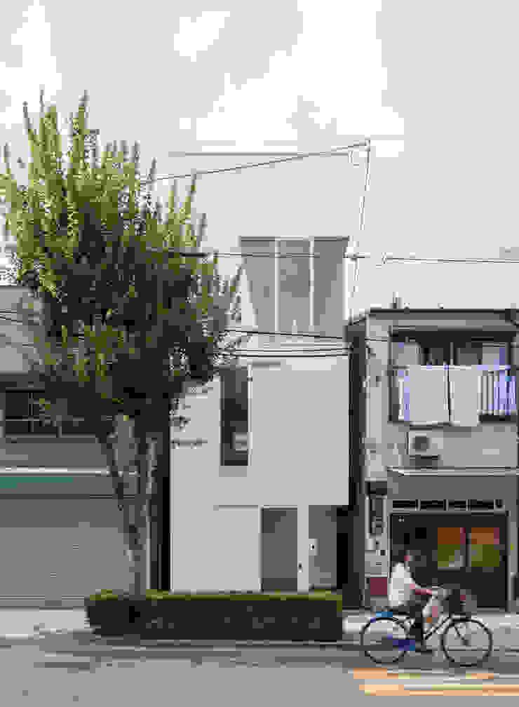 井戸健治建築研究所 / Ido, Kenji Architectural Studio Minimalist house
